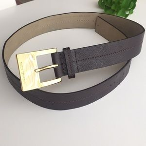 Michael Kors Dark Brown Belt